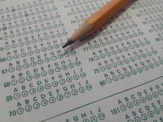 test lápiz evaluación competencia tic