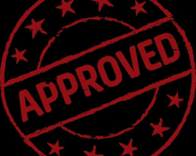 sello approved informe acreditación